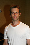 """OLTL's Trevor St. John """"Todd Manning"""" poses at the  One Life To Live Fan Club Luncheon on August 16, 2008 at the New York Marriott Marquis, New York, New York.  (Photo by Sue Coflin/Max Photos)"""
