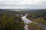 Dam and Reseviour in Branson Missouri