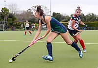 St Cuthbert's College v New Plymouth Girls High School. Federation Cup Hockey, Lloyd Elsmore Park, Auckland, New Zealand, Tuesday 3 September 2019. Photo: Simon Watts/www.bwmedia.co.nz/HockeyNZ