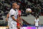 Santa Fe logró un importante triunfo para sus aspiraciones ante Once Caldas por 1-0, en el estadio Palogrande de Manizales, en partido correspondiente a la segunda fecha de los cuadrangulares semifinales del Torneo Clausura Colombiano 2014.