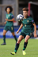 Manuela Giugliano of Italy<br /> Benevento 08-11-2019 Stadio Ciro Vigorito <br /> Football UEFA Women's EURO 2021 <br /> Qualifying round - Group B <br /> Italy - Georgia<br /> Photo Cesare Purini / Insidefoto