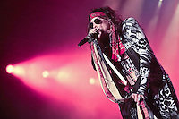 Aerosmith performs at the 45th Festival d'ete de Quebec on the Plains of Abraham in Quebec city Thursday July 12, 2012. The Festival d'ete de Quebec is Canada's largest music festival with more than 1000 artists and close to 300 shows over 11 days..