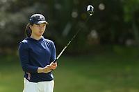 Rose Zheng, New Zealand Amateur Golf Championship, Wairakei Golf Course, Taupo, New Zealand, Wednesday 31 October 2018. Photo: Kerry Marshall/www.bwmedia.co.nz