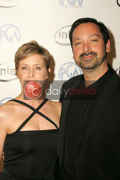 Cathy Konrad and James Mangold<br />