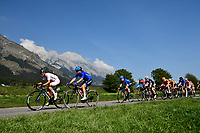 Picture by Alex Broadway/SWpix.com - 29/09/2018 - Cycling 2018 Road Cycling World Championships Innsbruck-Tirol, Austria - Women's Elite Road Race - The peloton.