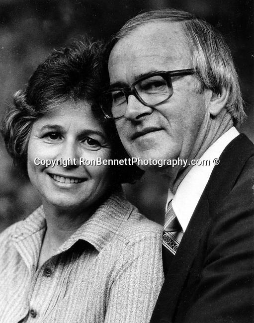 Donna and Al Bennett,
