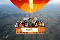 20150121 January 21 Hot Air Balloon Gold Coast