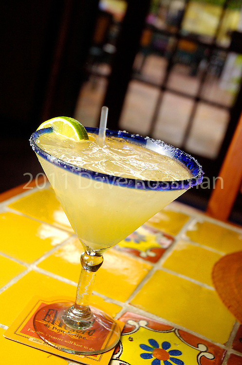 The Perfect Margarita.