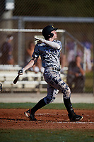 Noah Soles during the WWBA World Championship at the Roger Dean Complex on October 21, 2018 in Jupiter, Florida.  Noah Soles is an outfielder from Thomasville, North Carolina who attends Ledford High School and is committed to North Carolina State.  (Mike Janes/Four Seam Images)