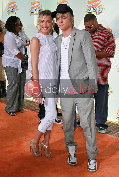 Katie Cassidy and Jesse McCartney<br />at Nickelodeon's 20th Annual Kids' Choice Awards. Pauley Pavillion, Westwood, CA. 03-31-07<br />Dave Edwards/DailyCeleb.com 818-249-4998