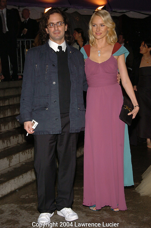 Marc Jacobs and Naomi Watts