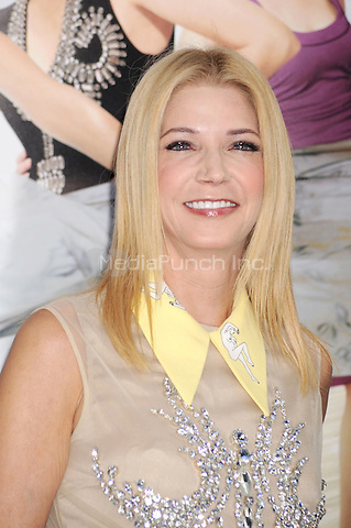 Candace Bushnell at the film premiere of 'Sex and the City 2' at Radio City Music Hall in New York City. May 24, 2010.Credit: Dennis Van Tine/MediaPunch
