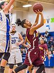 New Britain @ Southington Varsity Girls Basketball 2014-15