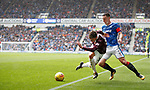 Lee Wallace and Jamie Brandon