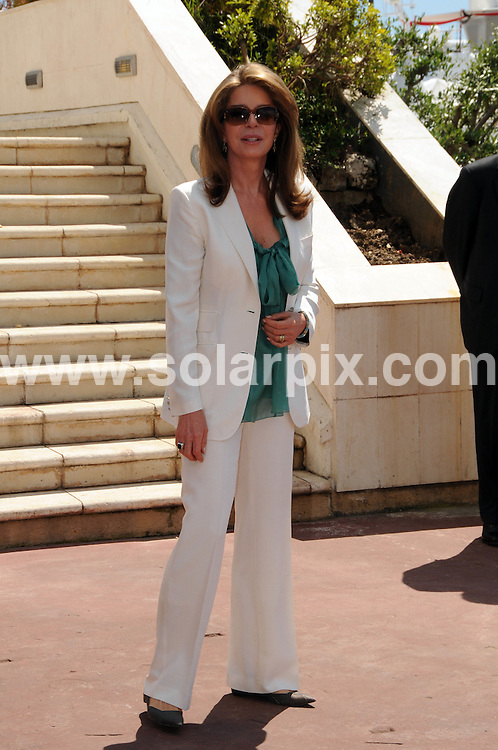 **ALL ROUND PICTURES FROM SOLARPIX.COM**.**WORLDWIDE SYNDICATION RIGHTS**.Countdown to zero  photocall arrivals at the Cannes Film festival in Cannes France..This pic: Queen Noor of Jordan..JOB REF:11262       MSR    DATE: 14.05.2010.**MUST CREDIT SOLARPIX.COM OR DOUBLE FEE WILL BE CHARGED**.**MUST NOTIFY SOLARPIX OF ONLINE USAGE**.**CALL US ON: +34 952 811 768 or LOW RATE FROM UK 0844 617 7637**