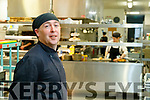 Ashe Hotel and Manor West catering manager Jerry Fitzgerald