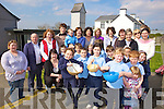 BAKING: Staff, parents and students of Gneeveguilla NS who are holding a fundraising cake sale on Easter Sunday.