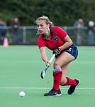 AMSTELVEEN  - Mila Muyselaar (Lar) , hoofdklasse hockeywedstrijd dames Pinole-Laren (1-3). COPYRIGHT  KOEN SUYK