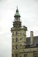 Hamlet's Castle in Elsinger 2004