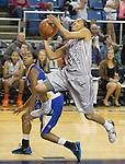 2014 Nevada Womens Basketball vs San Jose