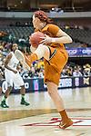 guard Brady Sanders (32) in action during Big 12 women's basketball championship final, Sunday, March 08, 2015 in Dallas, Tex. (Dan Wozniak/TFV Media via AP Images)