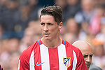 Fernando Torres of Atletico de Madrid reacts during their La Liga match between Atletico de Madrid vs Athletic de Bilbao at the Estadio Vicente Calderon on 21 May 2017 in Madrid, Spain. Photo by Diego Gonzalez Souto / Power Sport Images