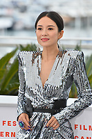 Zhang Zihi Photocall - Cannes 2019