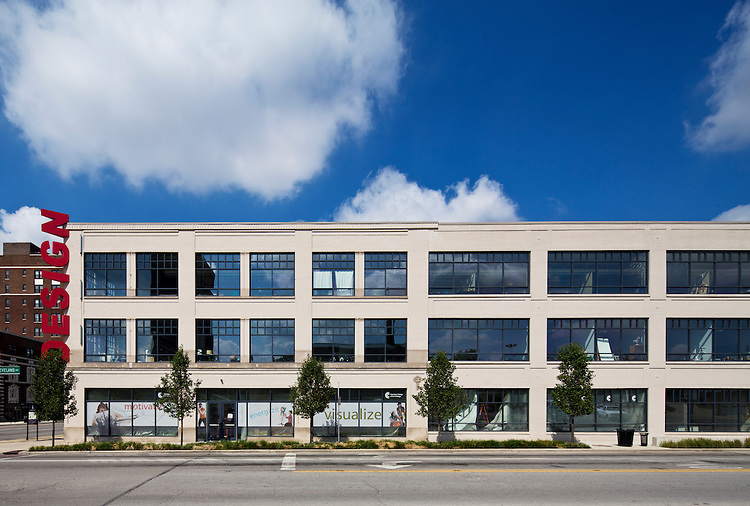 Columbus College of Art & Design Design Studios on Broad | Acock Associates