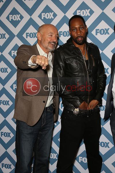 Terry O'Quinn, RZA<br /> at the FOX All-Star Party Winter 2014 TCA Press Tour, Langham Hotel, Pasadena, CA 01-13-14<br /> David Edwards/Dailyceleb.com 818-249-4998