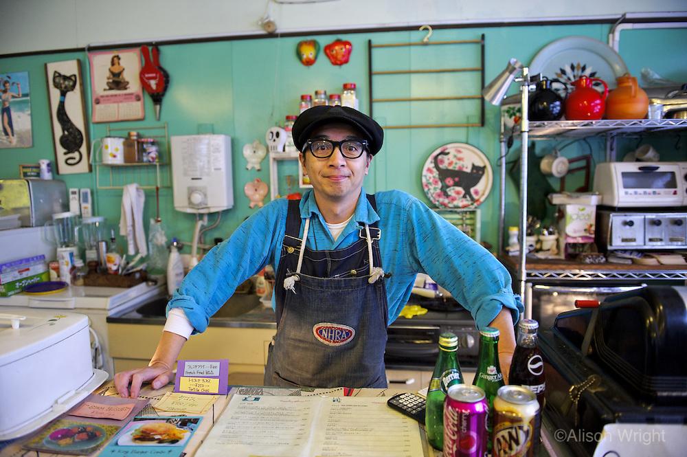 "Naoshima IslandShimpe ""Buddy"" Nakamura, Naoshima Shioya Diner"