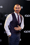 Jesus Vazquez attends to IQOS3 presentation at Palacio de Cibeles in Madrid, Spain. February 13, 2019. (ALTERPHOTOS/A. Perez Meca)