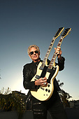 DON FELDER, STUDIO, 2019, NEIL ZLOZOWER