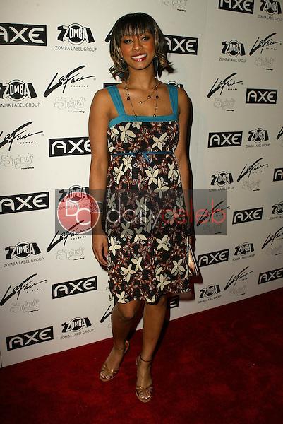 Keri Hilson<br /> at Ciara's BET Awards Pre-Party Celebration, Geisha, Hollywood, CA 06-27-05<br /> David Edwards/DailyCeleb.Com 818-249-4998