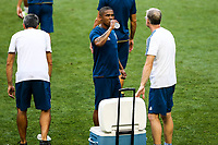 HARRISON, EUA, 21.07.2017 - BARCELONA-JUVENTUS - Douglas Costa da Juventus durante treino um dia antes da partida contra o Barcelona pela International Champions Cup na Red Bull Arena na cidade de Harrison nos Estados Unidos nesta sexta-feira, 21. (Foto: William Volcov/Brazil Photo Press)