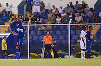 SAO CAETANO DO SUL, SP, 16 FEVEREIRO 2013 - CAMPEONATO PAULISTA - SAO CAETANO X BRAGANTINO - Rivaldo jogador do Sao Caetano durante  partida contra o BRAGANTINO em partida valida pelo Campeonato Paulista, no Estadio Anacleto campannela no ABC Paulista, neste domingo. (FOTO: ADRIANO LIMA / BRAZIL PHOTO PRESS).
