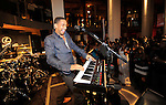 August 25, 2009 Lexus Lounge Event in Chicago.<br /> <br /> Guest music artist Ryan Leslie and Hal Linton