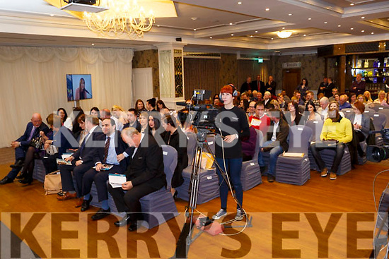 At the Kerry ETB  Graduations in the rose Hotel on Thursday
