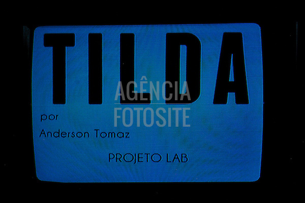 Sao Paulo, Brasil - 15/10/2013 - Desfile de Tilda-Projeto Lab durante a 34 Casa de Criadores  - Inverno 2014.<br /> Foto : Marcelo Soubhia/ FOTOSITE