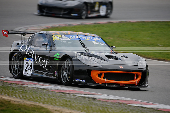 James Birch - Century Motorsport Ginetta G55
