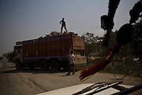 Street shots of north India. Photo by Suzanne Lee Grand Trunk Road, National Highway 1,