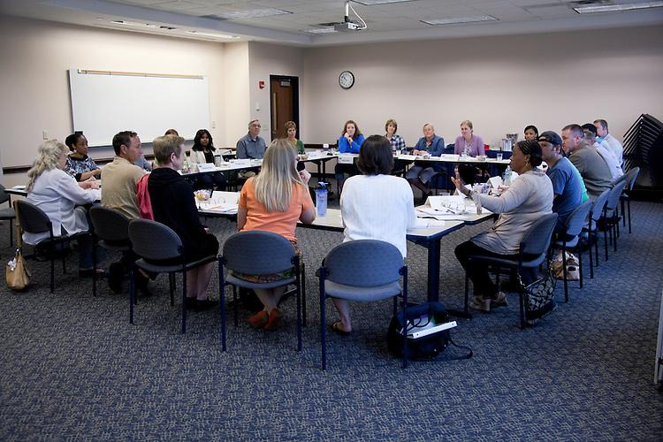 SIDE summer of 2011 program. Diversity Training.