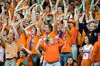 19-9-08, Netherlands, Apeldoorn, Tennis, Daviscup NL-Zuid Korea, Seccond rubber Dutch supporters