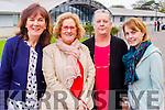 Attending the Monster Bingo at Mercy Mounthawk Secondary School, Tralee on Sunday afternoon were l-r: Hilda Jones Tralee Mary Jones Ballybunion with Geraldine Murphy and Catherine Murphy (Abbeyfeale).