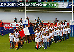 New Zealand U20 7 v 16 France U20 - World Rugby U20 Championship 2018
