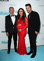 18 April 2017 - Los Angeles, California - Seth Maxwell, Aijia Grammer and Andy Grammer. Thirst Project's 8th Annual Thirst Gala held at The Beverly Hilton Hotel. Photo Credit: AdMedia
