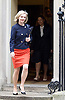 Cabinet Meeting <br /> 10 Downing Street London, Great Britain <br /> 29th March 2017 <br /> <br /> departures following the final cabinet meeting before Article 50 is triggered in Parliament today.<br /> <br /> Liz Truss<br /> Justice Secretary <br /> <br /> <br /> Photograph by Elliott Franks <br /> Image licensed to Elliott Franks Photography Services