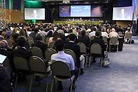 FLORIANÓPOLIS, SC, 10.09.2018 - IWC-SC - Plenária de abertura 67ª reunião anual de Membros da IWC (International Whaling Commission) em Florianópolis nesta segunda-feira 10.(Foto: Naian Meneghetti/Brazil Photo Press)