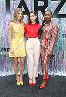 CENTURY CITY, CA - June 2: Nadia Parkes, Charlotte Hope, Stephanie Levi-John, at Starz FYC 2019 — Where Creativity, Culture and Conversations Collide at The Atrium At Westfield Century City in Century City, California on June 2, 2019. <br /> CAP/MPIFS<br /> ©MPIFS/Capital Pictures