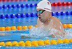 Tyson MacDonald competes in Para Swimming at the 2019 ParaPan American Games in Lima, Peru-25aug2019-Photo Scott Grant