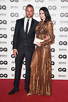 LONDON, UK. September 05, 2018: Phillip Plein at the GQ Men of the Year Awards 2018 at the Tate Modern, London